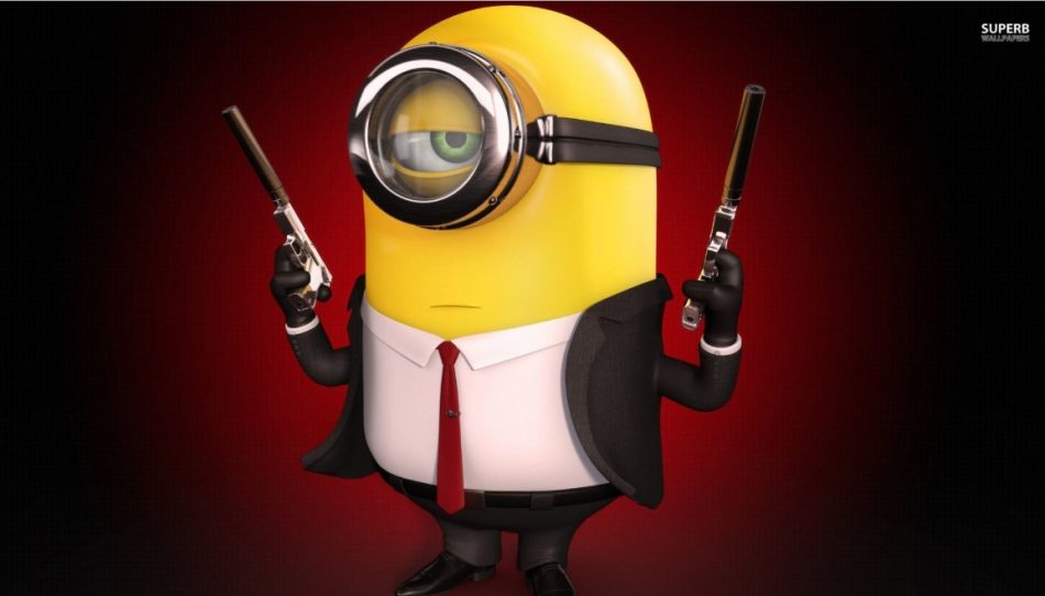 Gambar dan Wallpapers minions 10