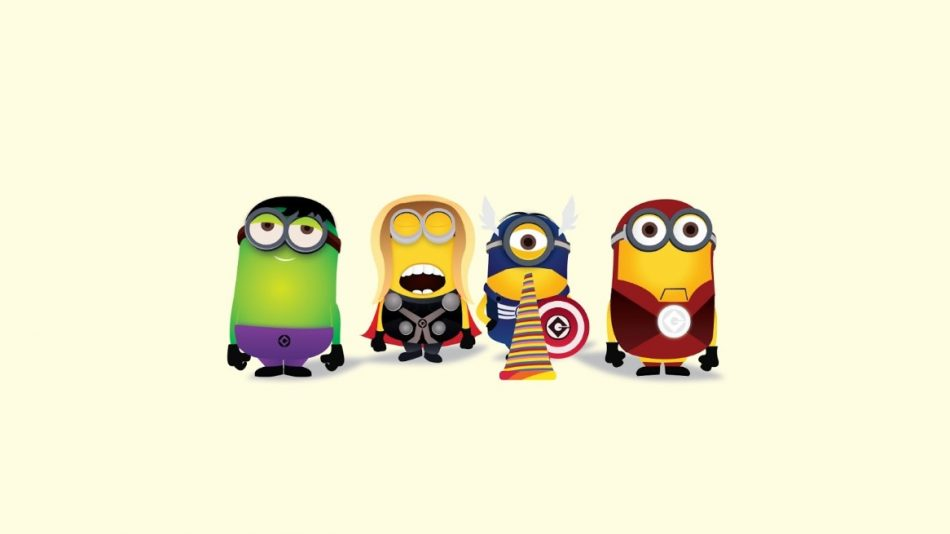 Gambar dan Wallpapers minions 20