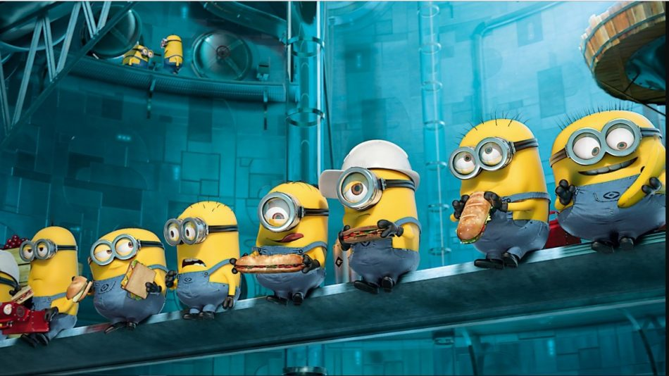 Gambar dan Wallpapers minions 8