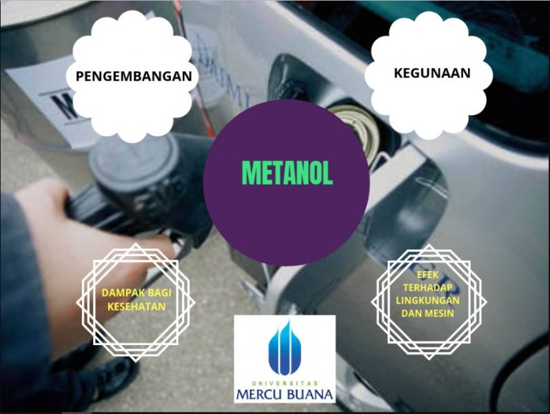 sumber energi alternatif methanol