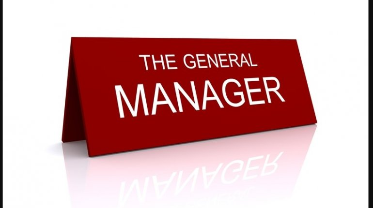 tugas general manager